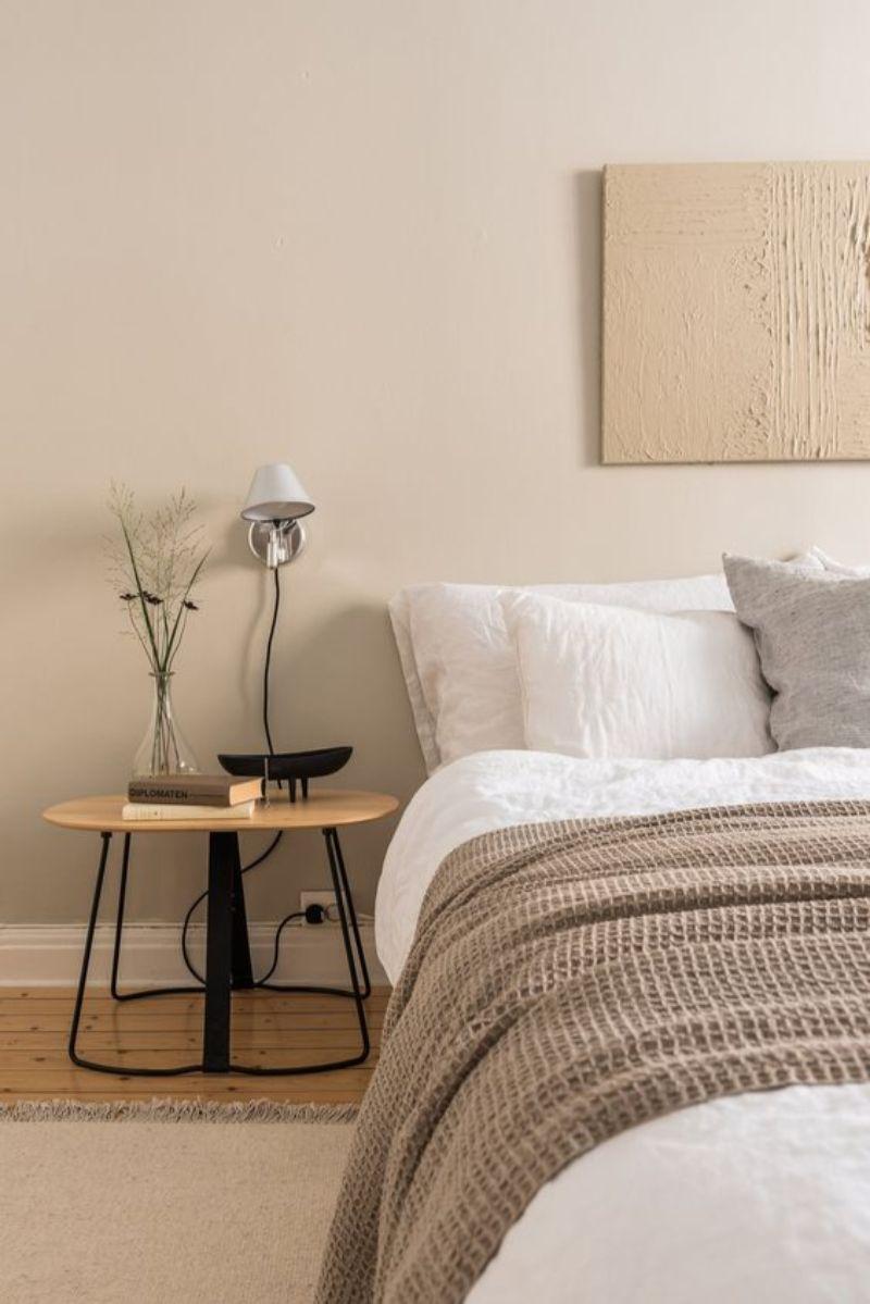 bedroom colors Bedroom Colors to Refresh Your Interior beige2