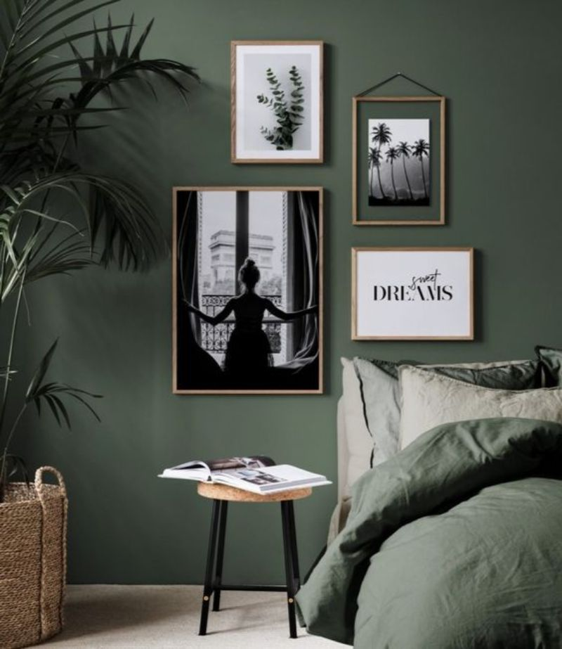 bedroom colors bedroom colors Bedroom Colors to Refresh Your Interior green2