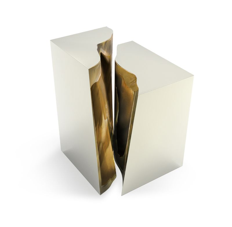 furniture collection Lapiaz – Exquisite Furniture Collection by Boca do Lobo lapiaz sidetable1 920x1250