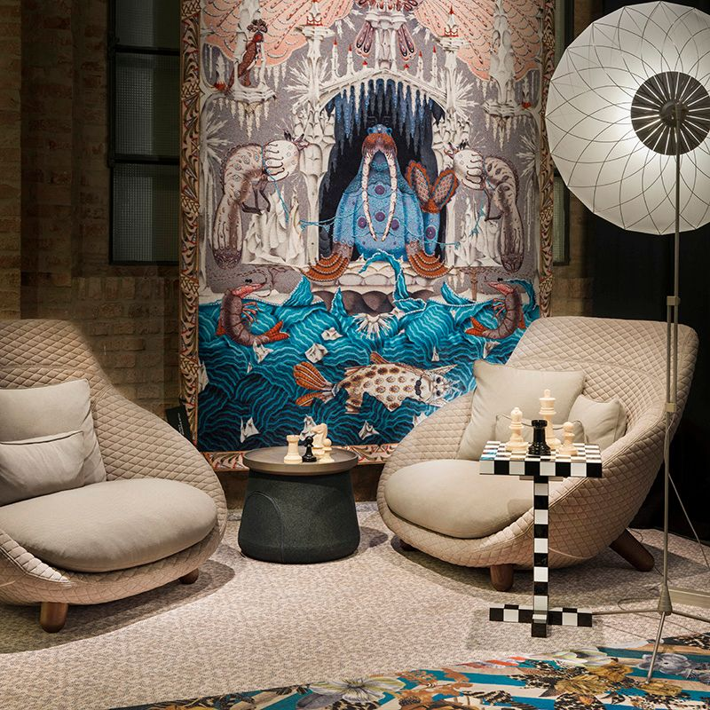 contemporary armchairs Contemporary Armchairs for Your Master Bedroom moooi