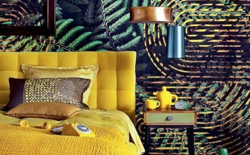 master bedroom ideas Master Bedroom Ideas yellow 870x540
