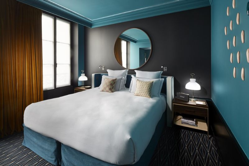 modern bedroom Modern Bedroom Designs by Sarah Lavoine 15 29 1000x0