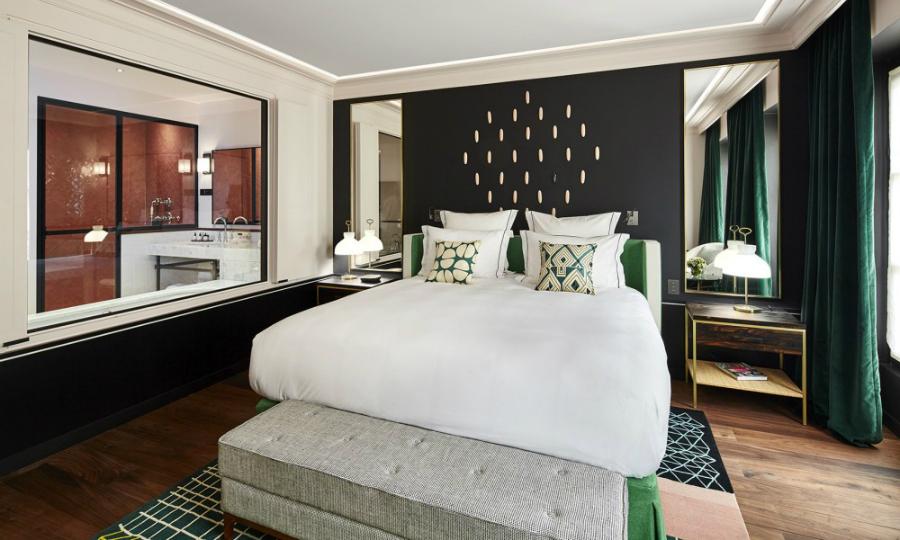 modern bedroom Modern Bedroom Designs by Sarah Lavoine 15 33 1000x0