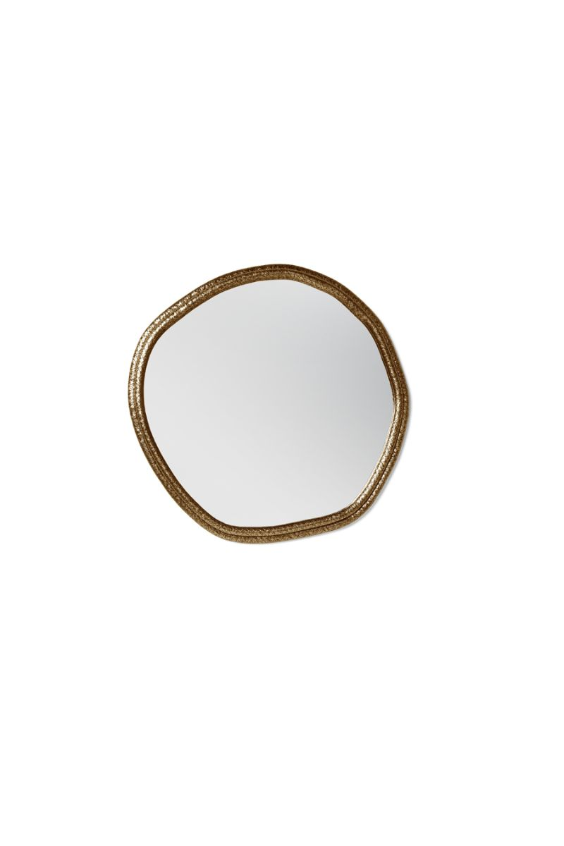 icff ICFF – Most Important Highlights 160122 GJ CORE 70 MIRROR BRASS 01