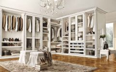 luxury closet Luxury Closet Ideas that Will Amaze You Benedetti Cabine Luxury Wh Sl 240x150