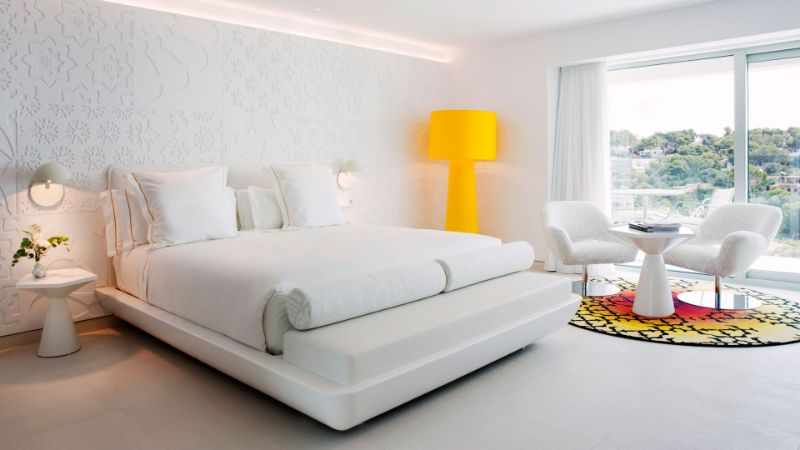 bedroom interior Bedroom Interior Designs by Marcel Wanders Iberostar Grand Portal Nous 04 2 1