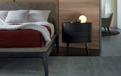 wooden nightstand Wooden Nightstand Ideas for Your Modern Bedroom Poliform 2018 240x150