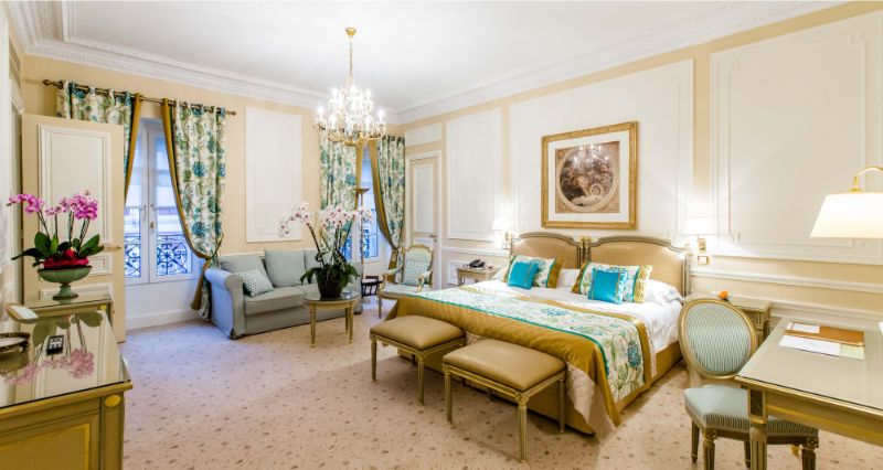 luxury hotel Best Luxury Hotel Suites in France biarritz du palais
