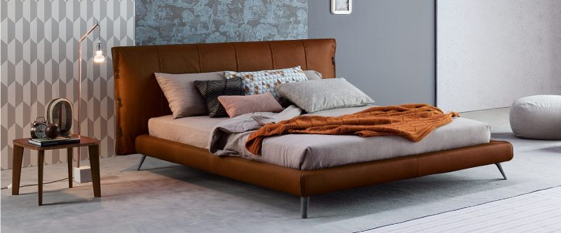 bedroom furniture Modern Bedroom Furniture by Bonaldo cuff letto matrimoniale 01 1