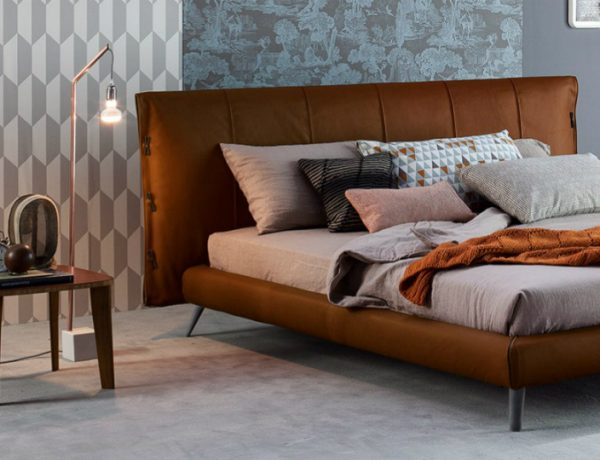 bedroom furniture Modern Bedroom Furniture by Bonaldo cuff letto matrimoniale 01 600x460