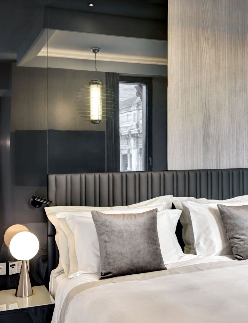 bedroom lighting Bedroom Lighting that Will Create Amazing Ambiance fontana arte2