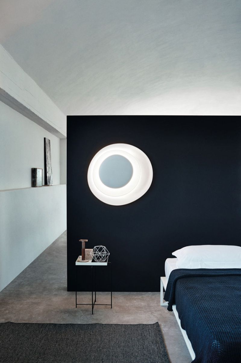 bedside lamp bedside lamp Bedside Lamp Ideas that You Will Love foscarini3