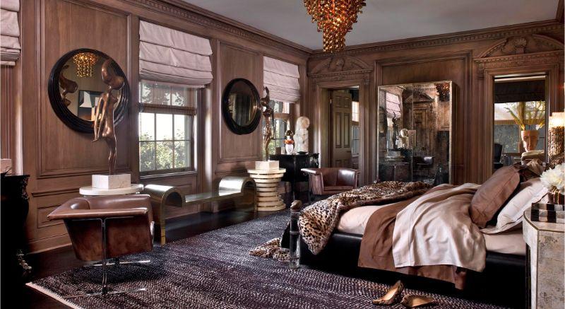 bedroom interior bedroom interior Bedroom Interior Designs by Kelly Wearstler hillcrest