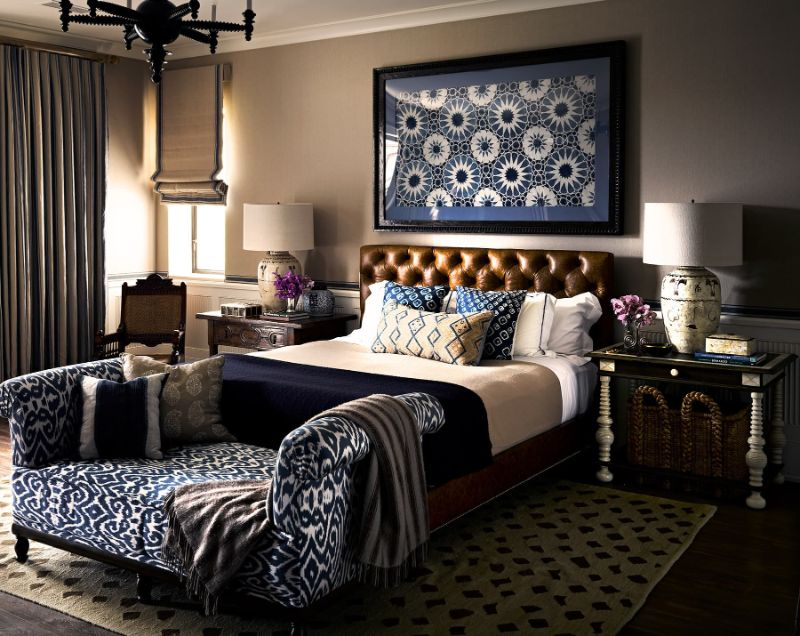 bedroom interior Wonderful Color Combinations for Your Bedroom Interior martyn lawrence