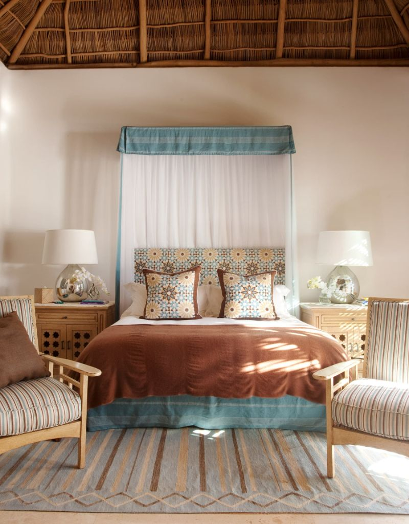bedroom interior Wonderful Color Combinations for Your Bedroom Interior martyn lawrence2