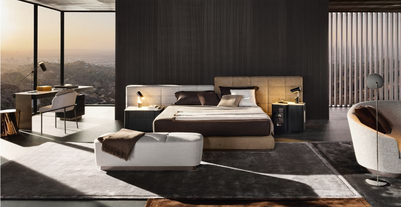 luxury furniture luxury furniture Luxury Furniture for Your Master Bedroom minotti bed