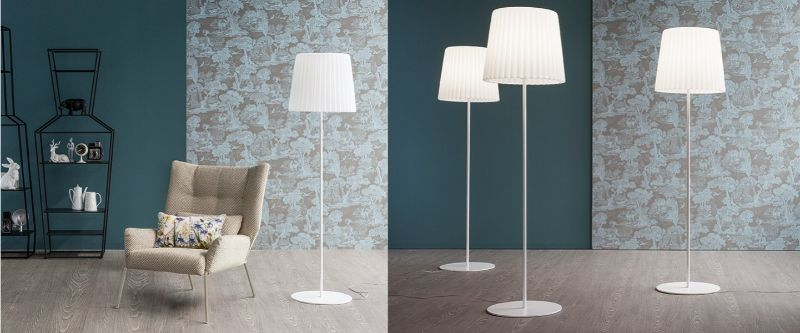 bedroom furniture Modern Bedroom Furniture by Bonaldo muffin lamp bianca 0