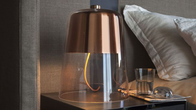 bedside lamp Bedside Lamp Ideas that You Will Love oluce3