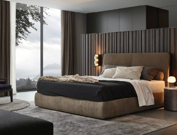 luxury furniture Luxury Furniture for Your Master Bedroom poliform bed 600x460