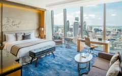 luxury hotel Top Luxury Hotel Suites in London shangri la 240x150