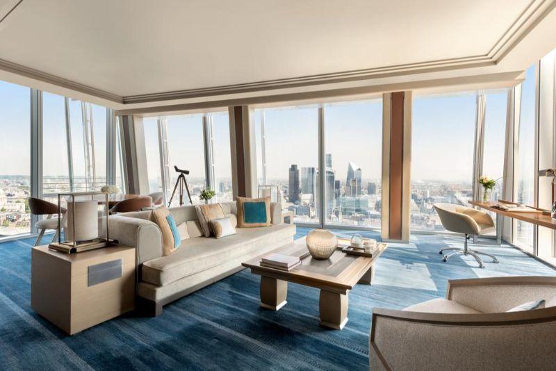 Top Luxury Hotel Suites in London luxury hotel Top Luxury Hotel Suites in London shangri la2