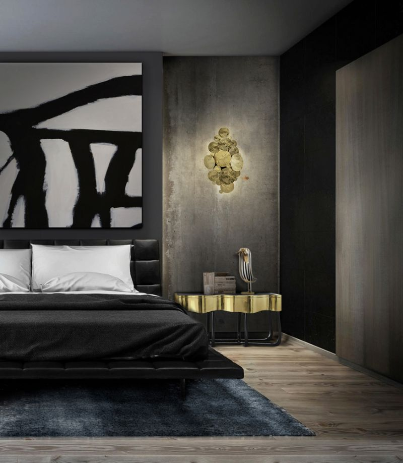 bedroom lighting bedroom lighting Bedroom Lighting that Will Create Amazing Ambiance sinuous 4