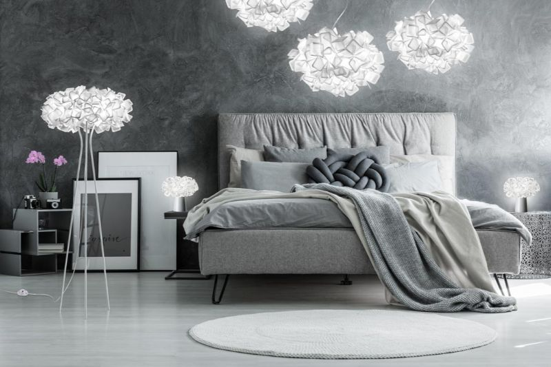 floor lamps Modern Floor Lamps for Your Master Bedroom slamp