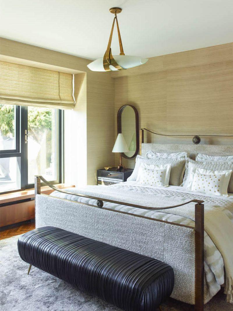 bedroom interior Bedroom Interior Designs by Kelly Wearstler wooster