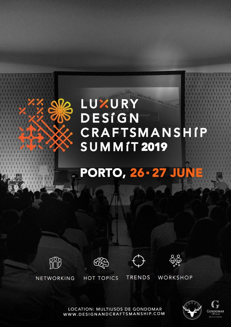 luxury design luxury design Luxury Design and Craftsmanship Summit 2019: Celebrating Arts Celebrating Craftsmanship The Luxury DesignCraftsmanship Summit 2019 2