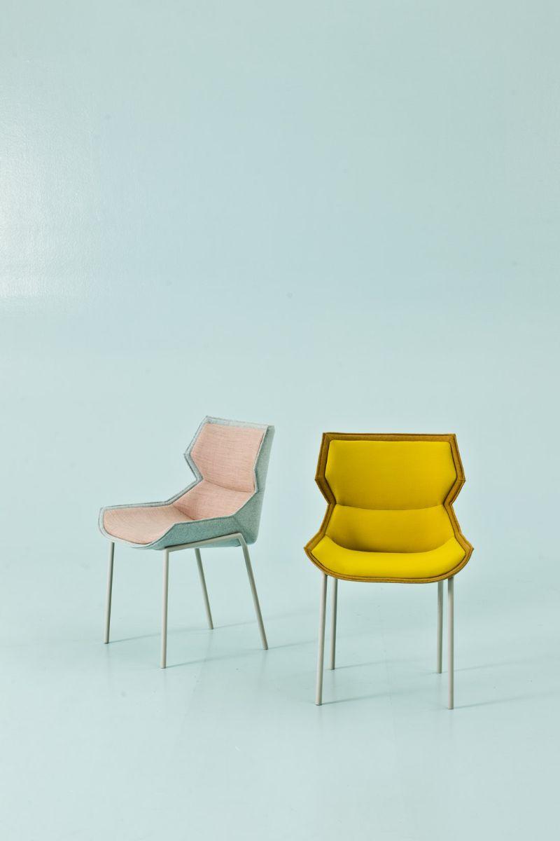 modern armchair Modern Armchair Designs by Patricia Urquiola DK3E5822