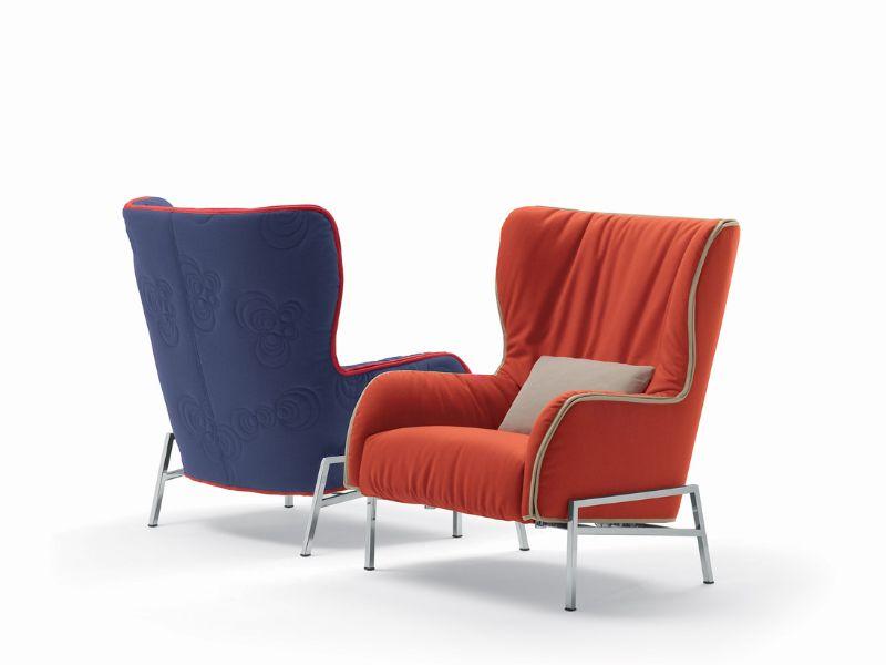 modern armchair Modern Armchair Designs by Patricia Urquiola bergere