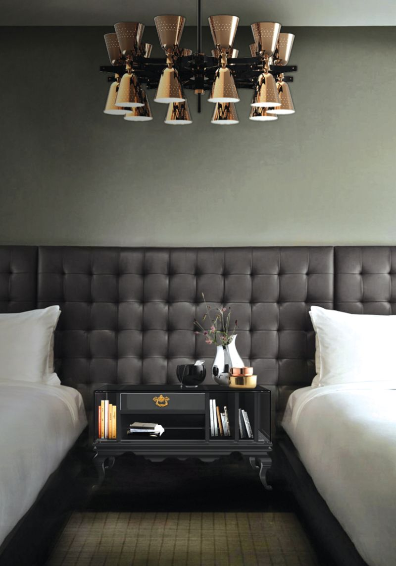 modern bedroom Inspiring Design Trends for Your Modern Bedroom black2