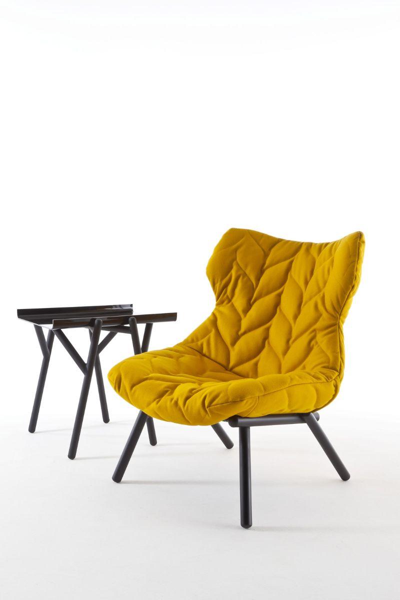 modern armchair Modern Armchair Designs by Patricia Urquiola foliage