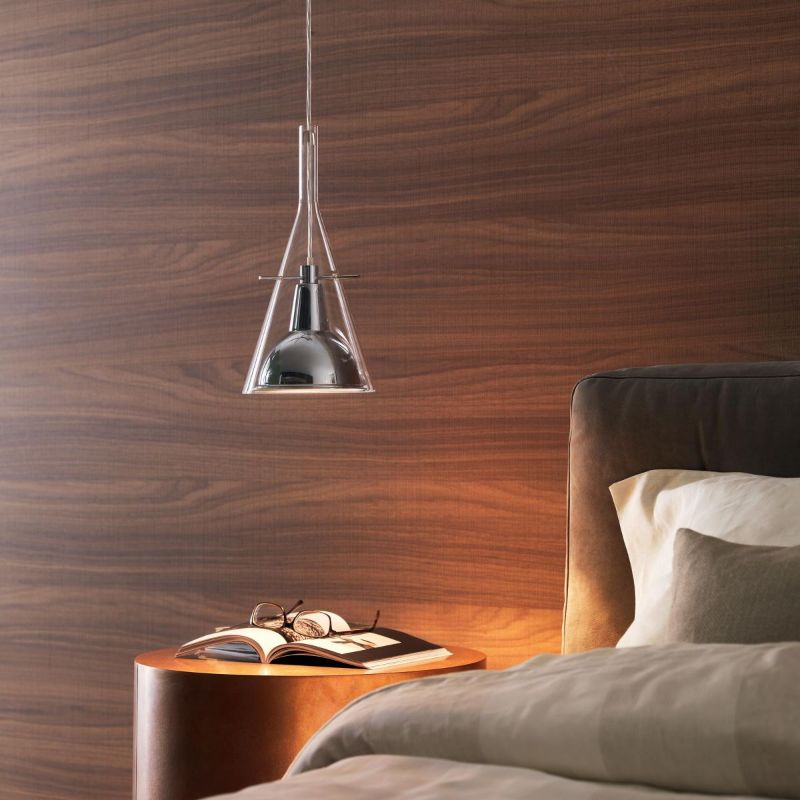 suspension lamps Suspension Lamps that Create Proper Ambience in Your Master Bedroom fontana arte