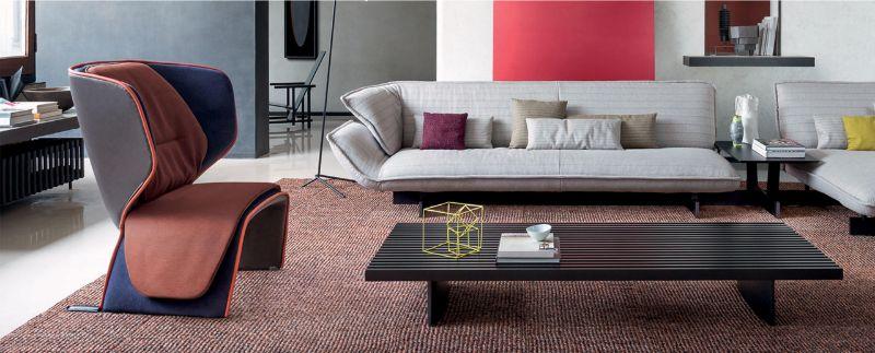 modern armchair Modern Armchair Designs by Patricia Urquiola gender