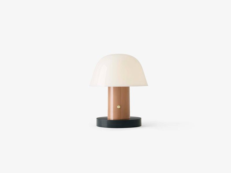 bedroom furniture Elegant Bedroom Furniture and Décor Pieces by Hayon Studio lamp
