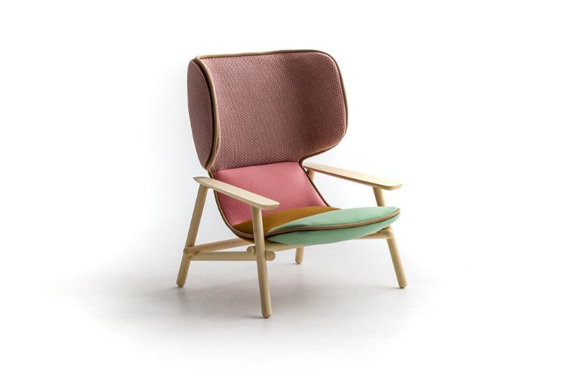 modern armchair Modern Armchair Designs by Patricia Urquiola lilo