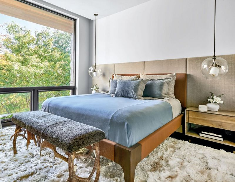 suspension lamps Suspension Lamps that Create Proper Ambience in Your Master Bedroom lindsey adelman 4