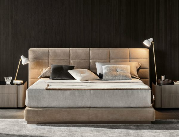 bedroom furniture Modern Bedroom Furniture by AD Top 200 Design Influencers minotti 600x460