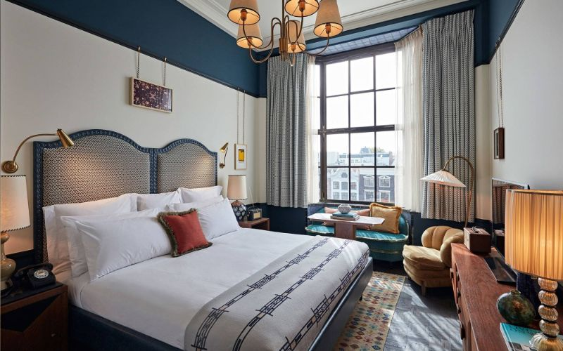 hotel suite Top Luxury Hotel Suite Designs in Amsterdam soho house