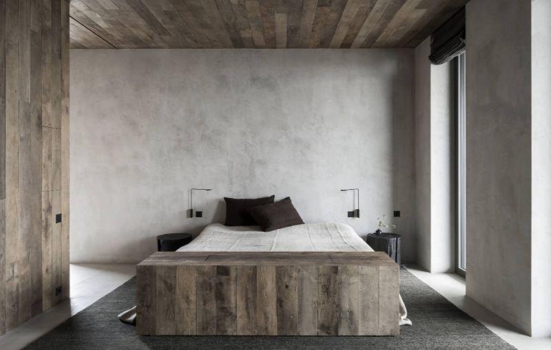 bedroom interior Modern Bedroom Interior Ideas by AD Top 200 Design Influencers vincent van duysen