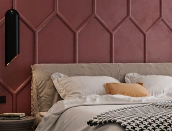 bedroom walls Inspiring Ideas for Your Bedroom Walls volume 600x460