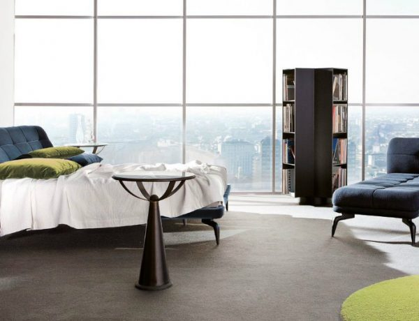 bedroom furniture Modern Bedroom Furniture and Decor Pieces by Driade 13 3 15 600x460