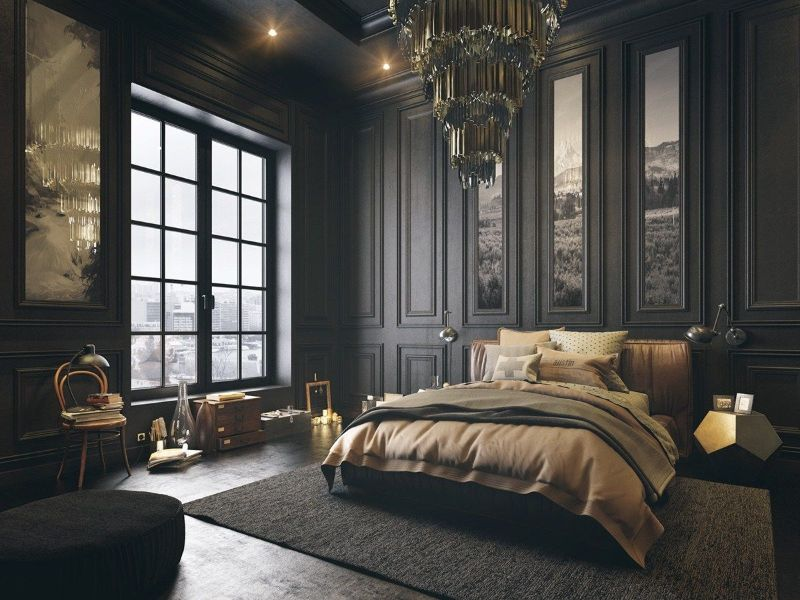 luxury bedroom Luxury Bedroom Interior Designs to Impress 2e135a46836625deddbd3f8b6ba70050