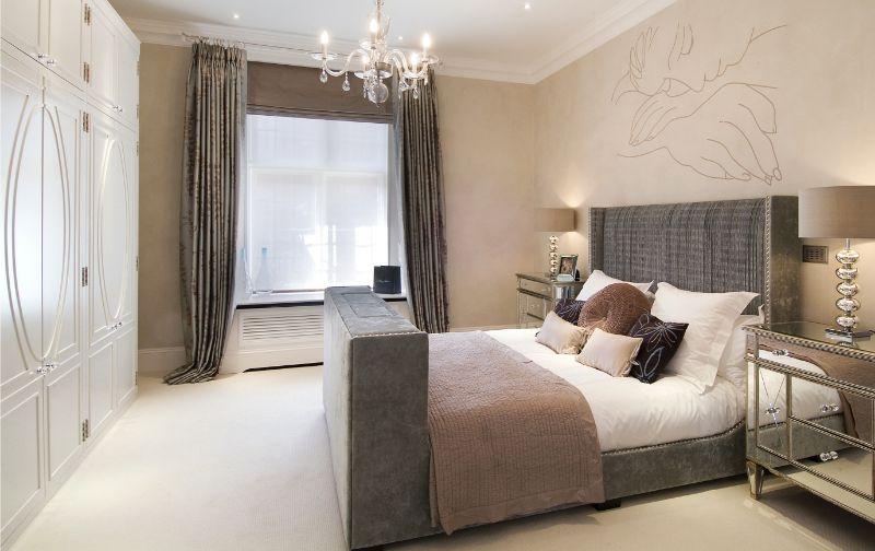 bedroom interior Follow Color Trends: Beige Bedroom Interior Designs 8 10