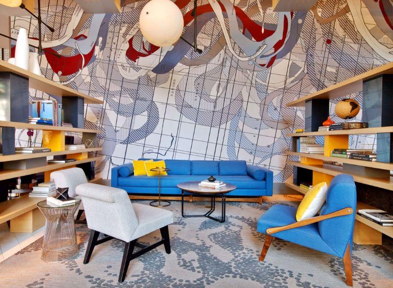 modern hotel Modern Hotel Designs by Meyer Davis 950cf20cc582af5e1e7bab8dfd71cc02