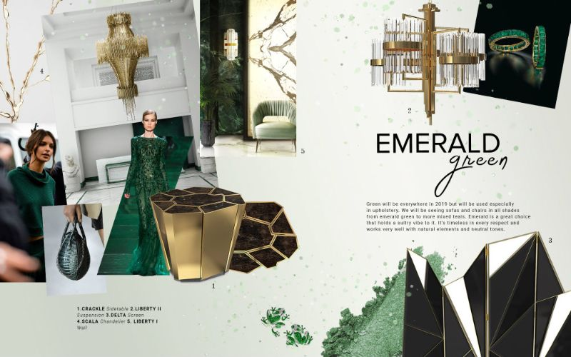 bedroom interior Explore Summer Trends for Your Bedroom Interior Introduce Esmeralda Green into Your Home D  cor 1