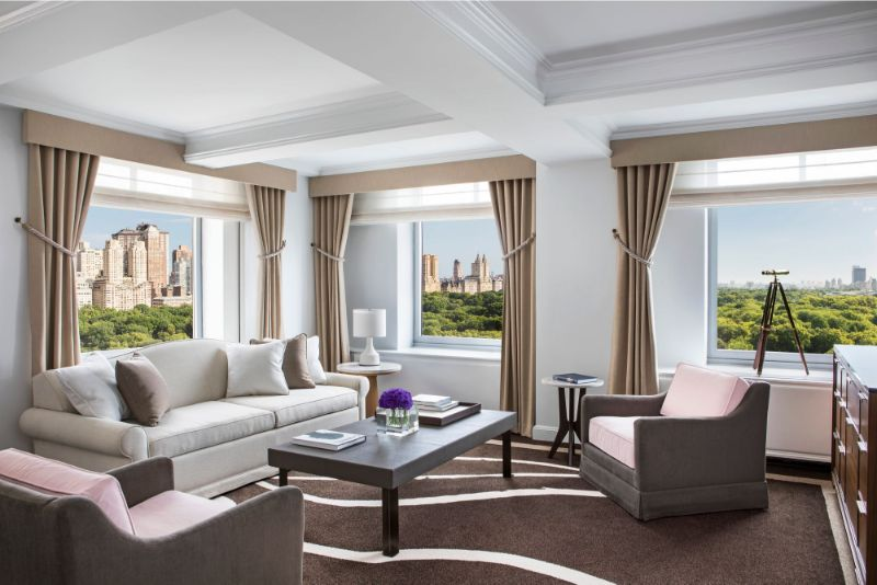 The Ritz-Carlton Hotel: Interior Design Paradise In NYC interior design The Ritz-Carlton Hotel – Interior Design Paradise In NYC The Ritz Carlton Hotel Interior Design Paradise In NYC 1