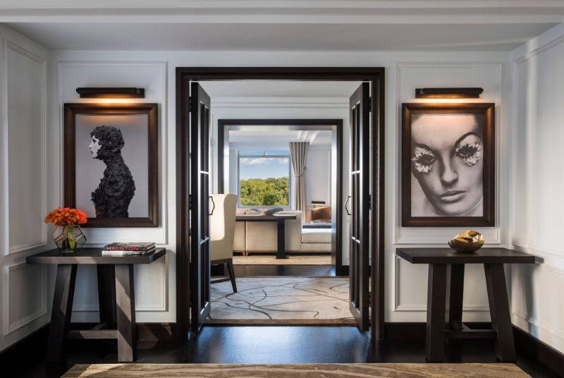 The Ritz-Carlton Hotel: Interior Design Paradise In NYC interior design The Ritz-Carlton Hotel – Interior Design Paradise In NYC The Ritz Carlton Hotel Interior Design Paradise In NYC 6