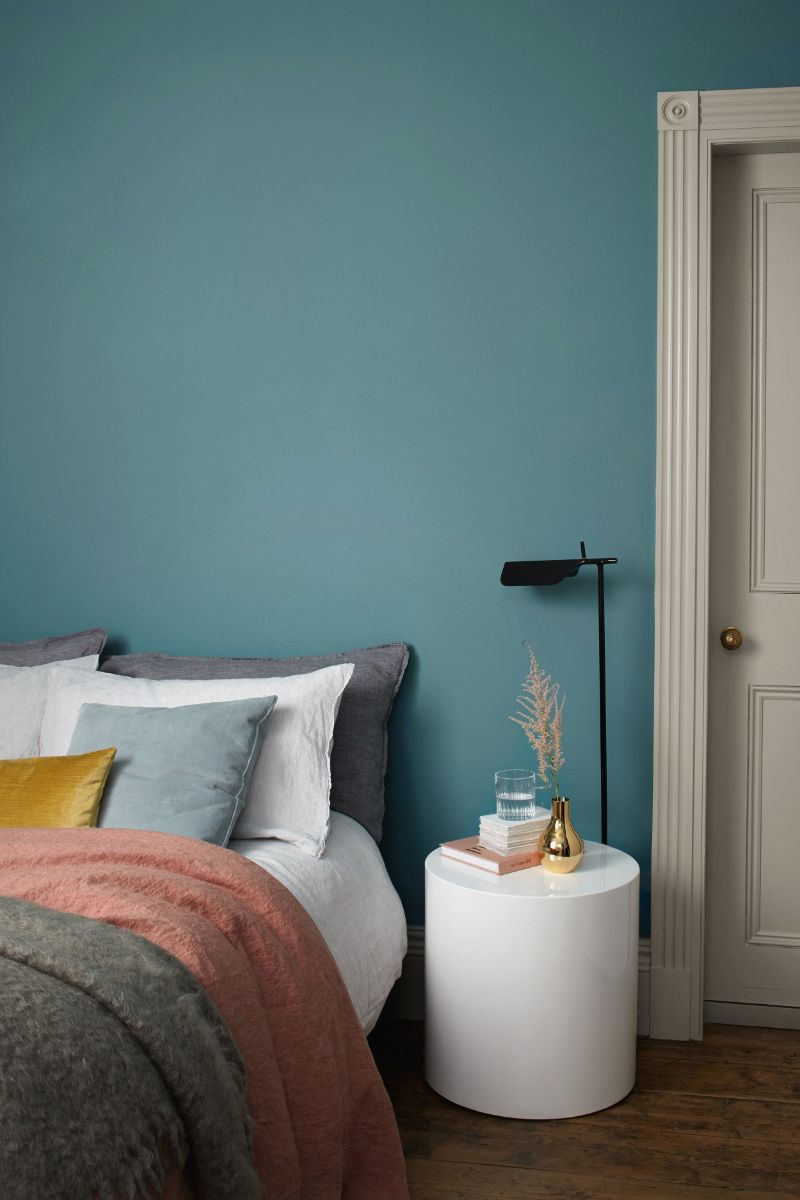 blue bedroom Relaxing Blue Bedroom Interior Designs amazing teal and brown bedroom home design new fresh with interior designs